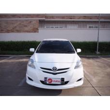 Toyota Vios โตโยต้า วีออส ปี20010 สีขาว เกียร์ออโต้ แถมประกัน